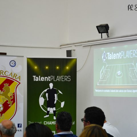 TalentPLAYERS sponsor tecnico