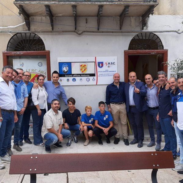 Inaugurata la sede territoriale ASC di Lercara Friddi